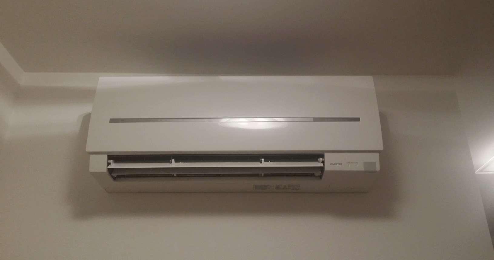 climatizzatore Mitsubishi electric Serie _SF