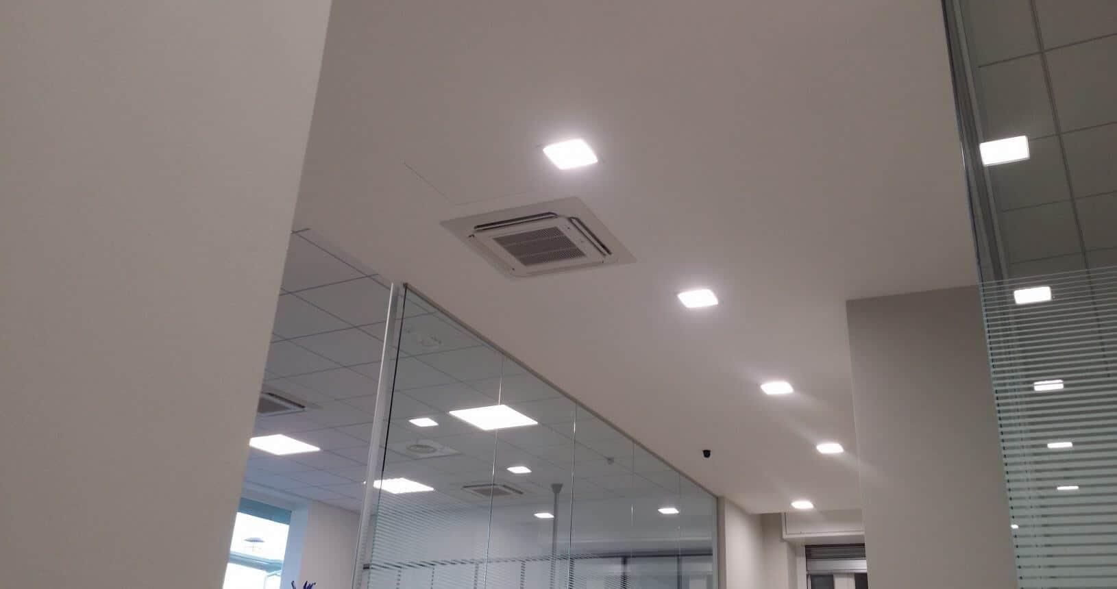 Impianto_MULTI_V climatizzatori a cassetta 4 vie