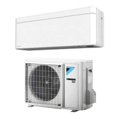 Punto Service-climatizzatore- mono split-daikin-stylish-inverter-pompa di calore-wifi-r32