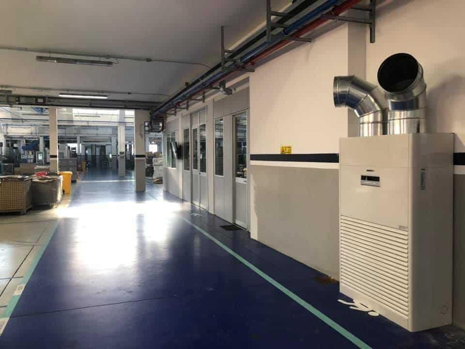Ariabox-Sistema di climatizzazione-pompa di calore-Punto Service Brescia