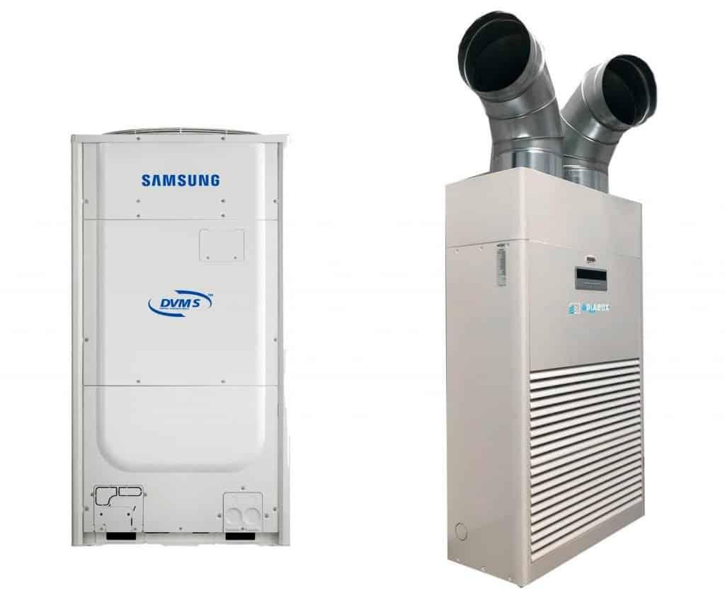 Ariabox-Sistema di climatizzazione-samsung-dvms