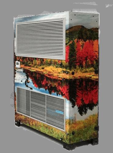 Ariabox-climatizzazione industriale-Autunno design-Punto Service Brescia