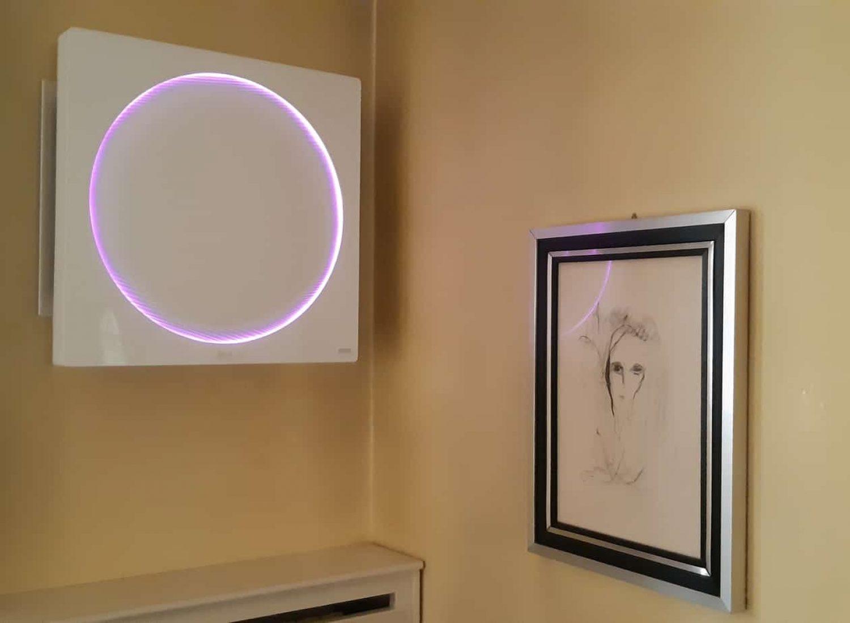 Climatizzatore-LG-Smart-Inverter-Artcool