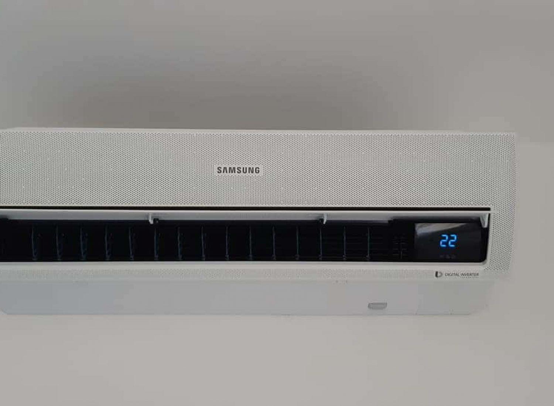 Climatizzatore Samsung serie WindFree