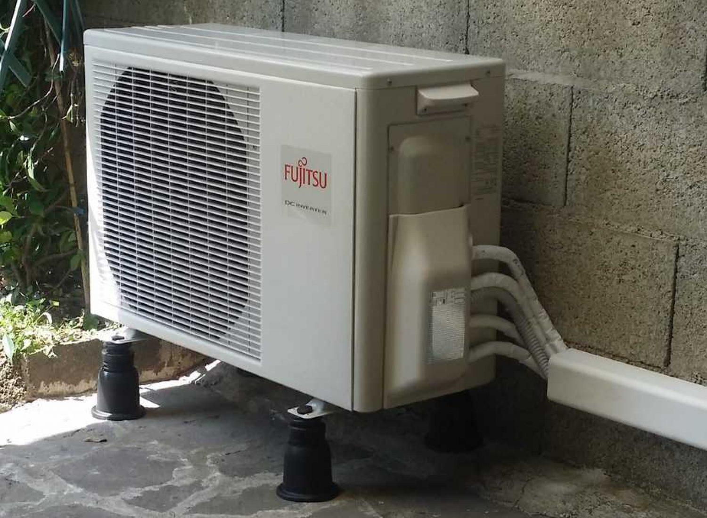 Un. esterna climatizzatore Fujitsu