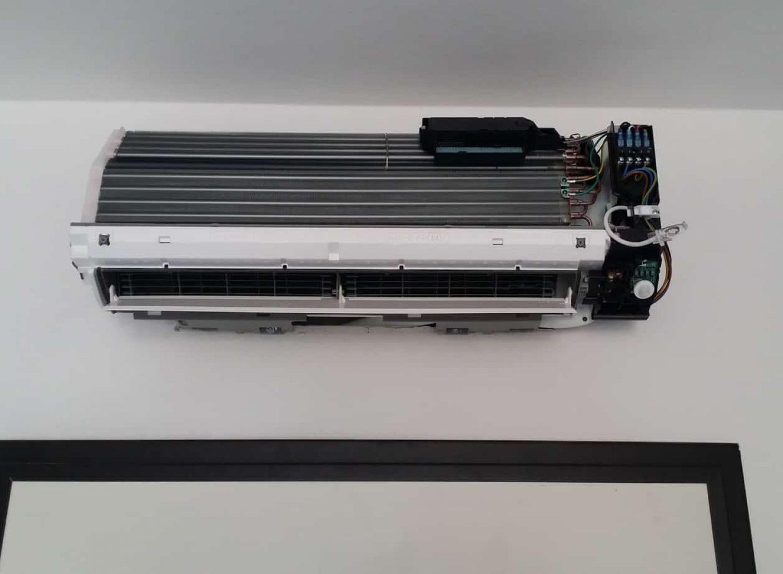 climatizzatore Daikin serie M senza scocca
