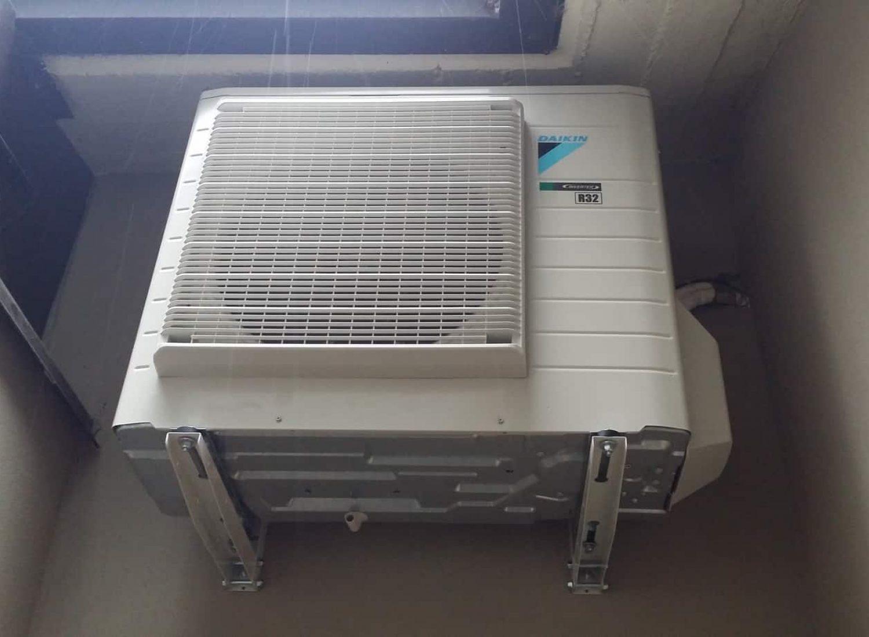 climatizzatore Daikin un. esterna canalizzata 18000-BTU