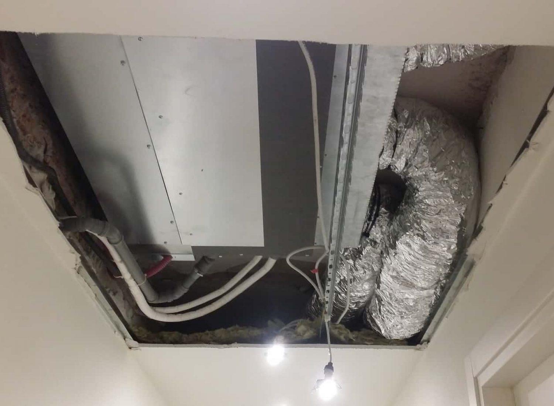 climatizzatore Daikin un. interna canalizzata 18000-BTU