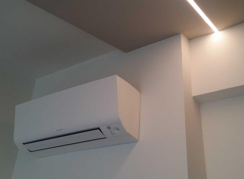 climatizzatore Daikin un. interna serie M 12000-BTU