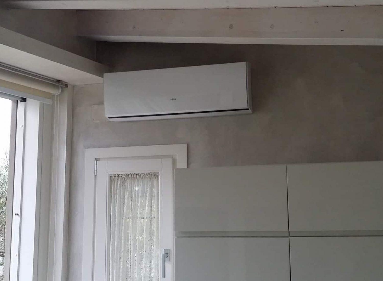 climatizzatore Fujitsu un. interna serie Luca