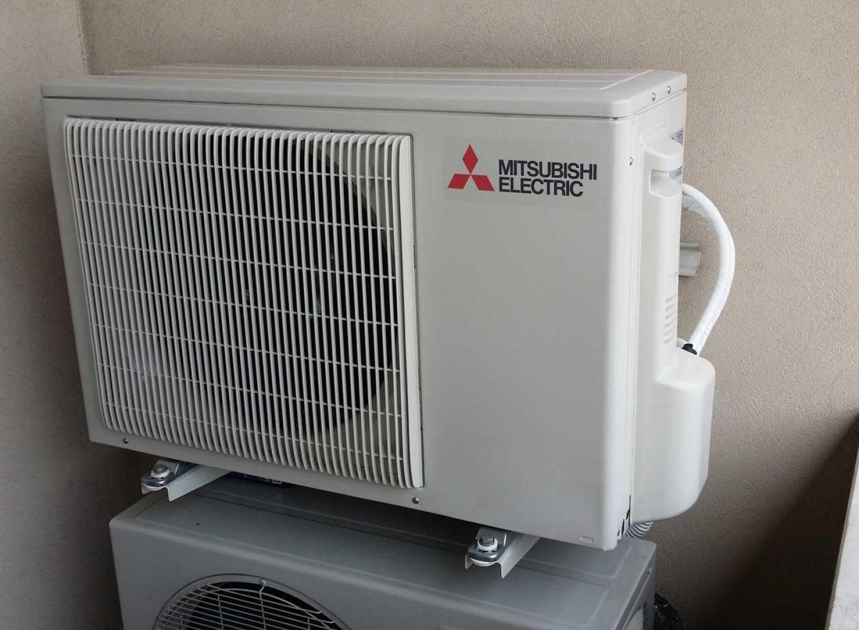 climatizzatore Mitsubishi un. esterna serie MSZ-EF