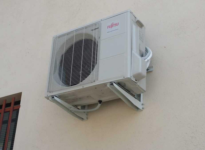 un. esterna climatizzatore Fujitsu 18000-BTU
