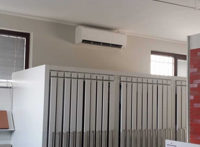 un. interna climatizzatore Fujitsu 18000-BTU